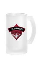 WA Bombers Beer Stein