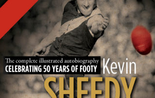 Kevin Sheedy Book Launch